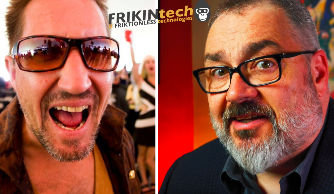 Our Gorilla Pack Grew By Two:  FRIKINtech Welcomes Ed Brooks & Tim Kelly