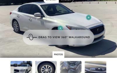 SpinCar integration with FRIKINtech's SALESiQ